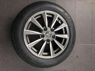 16 inch Sport Rims - Mitsubishi Lancer Ex Sport version rims