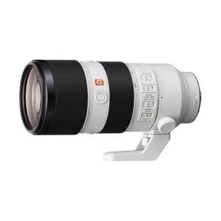 (11.11 SALE) New Sony FE 70-200mm f/2.8 GM OSS Lens