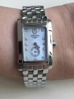Longines Women's Bracelet Watch (Diamonds)