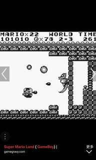 《原廠、正貨,日本制》Nintendo GameBoy, Gameboy Advance Game 附有膠盒和說明書。   Super Mario Land 孖寶兄弟。任天堂GameBoy超級好玩、經典之作。超級孖寶兄弟。  Best of the best 所有遊戲會現場試機! All game will test when you buy. 100% Original  https://en.wikipedia.org/wiki/Super_Mario_Land  Made in Japan  🇯🇵