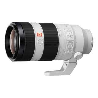 (11.11 SALE) NEW Sony FE 100-400mm f/4.5-5.6 GM OSS Lens