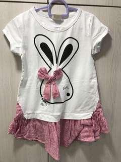 Rabbit dress / top