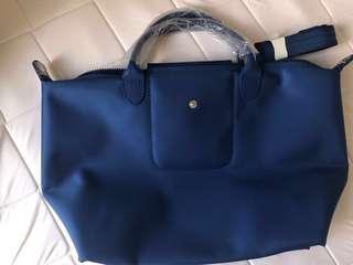 NEW!!! Longchamp Neo (Electric Light Blue)