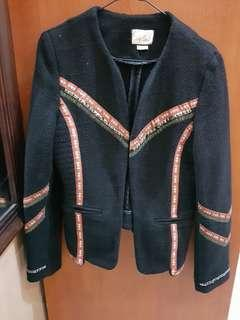 Blazer jacket pull and bear