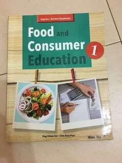 Food And Consumer Education Sec 1