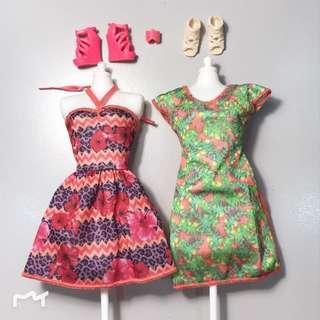 Barbie Fashionistas Flora Fashion