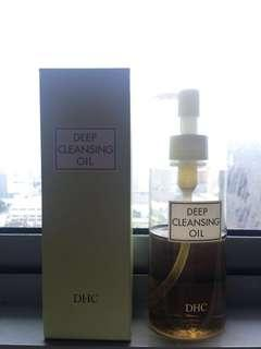 ‼️REPRICED‼️[70% Full] DHC Deep Cleansing Oil 200 ML