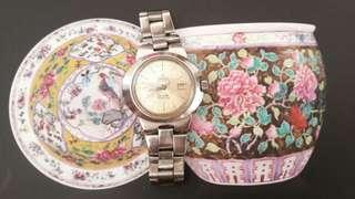 Offer-Omega Lady Dynamic Automatic Watch