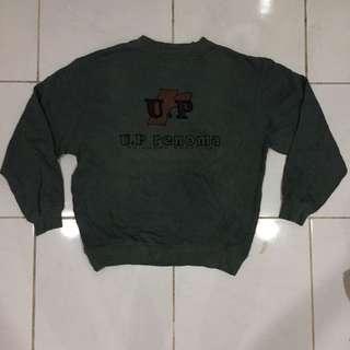 Big logo vintage renoma sweatshirt