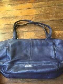 Authentic Coach Tote Bag