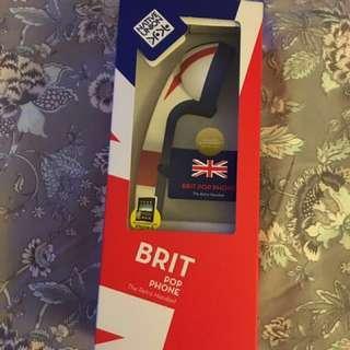 🚚 Brit Pop Phone