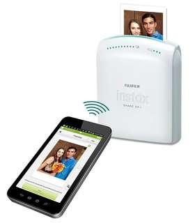 Instax SP-1 with USB cord