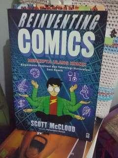 Reinventing Komik oleh Scott McCloud