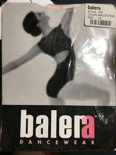 Balera Dancewear Ballet Pink Tights