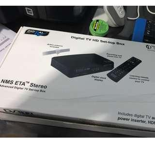 TV Digital Box New