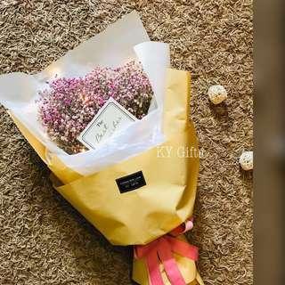 Limited * Baby Breath Big Bouquet