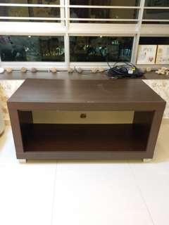 PL dark oak Tv console in good condition