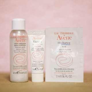 Avène Skincare Sample Set