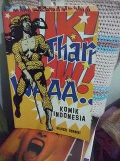 Komik Indonesia oleh Marcel Boneff