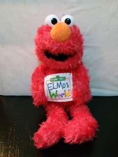 景品Elmo公仔