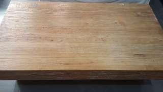 Wooden Coffee Table at Low price to Clear