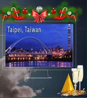 HOLIDAY TRAVEL! 3D2N Must See Taipei Tour Package