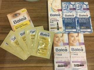 德國Balea 精華安瓶/眼膜