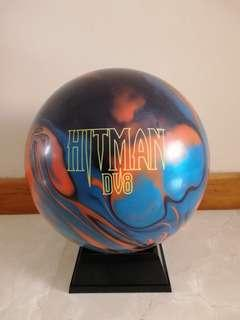 NEW Undrilled 14lb DV8 Hitman Pearl Reactive Bowling Ball