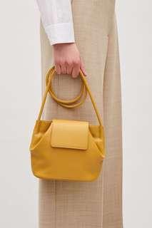 Small Bucket Yellow Bag