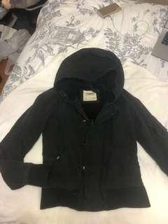 Wool lined TNA jacket