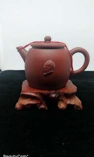 早期老茶壺