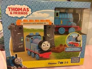 Thomas & Friends 7pcs 2-5 (Reduced Price)
