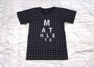 #single11 Grid tshirt