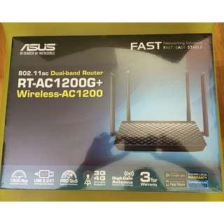 ASUS RT-AC1200G+ AC1200 Router