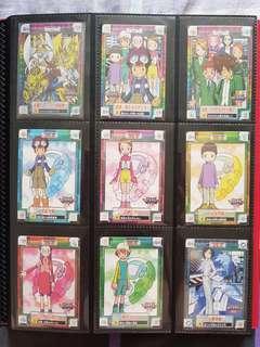 Digimon Adventure 02 Carddass