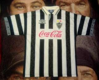 UMBRO Jersi vintage Atletico Mineiro Home 1994 jersey