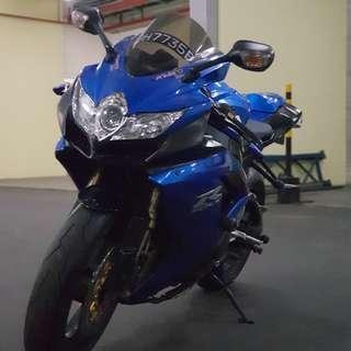 Suzuki Gsx-R 600 K9   gsxr600 gsxr
