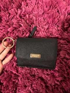 Kate spade coin and card wallet