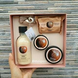 Shea Gift Set Small The Body Shop
