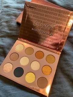 COLOURPOP 'I Think I Love You' Eyeshadow Palette