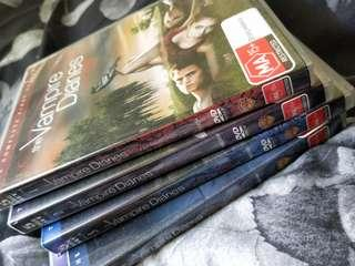 Vampire Diaries Seasons 1-4 $10 for all