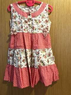🚚 #single11# girls dress