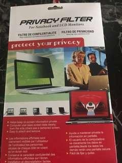 """New 13.3"""" 16:9 Laptop Anti Privacy Screen for Sale"""