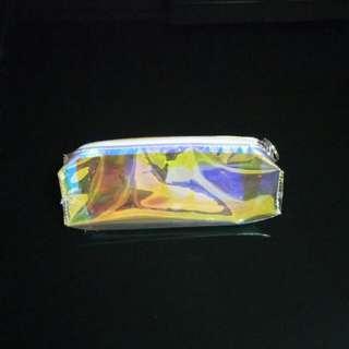-個閃亮的筆袋,收納袋