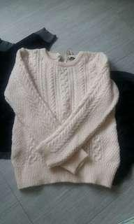 100New_Zara Sweater