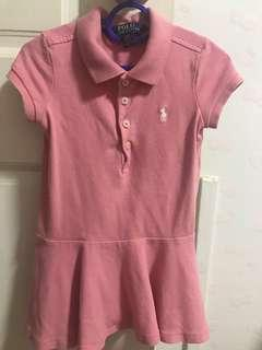 4f33fd74c9 (Reduced)Preloved Authentic Polo Ralph Lauren Dress