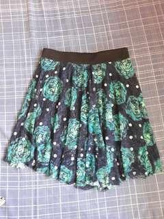 Lacy Skirt