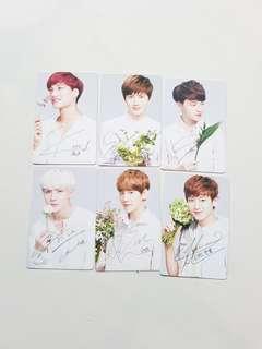 🚚 EXO Nature Republic Photocards EXO-K