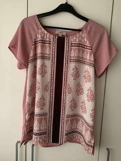Working blouse