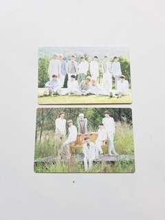 🚚 Exo Nature Republic Rare Group Photocards